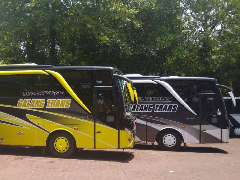 Sewa Bus Bojonegoro - Galang Trans