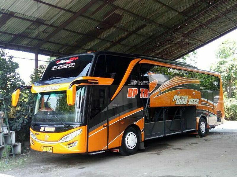Sewa Bus Gresik - BP Trans