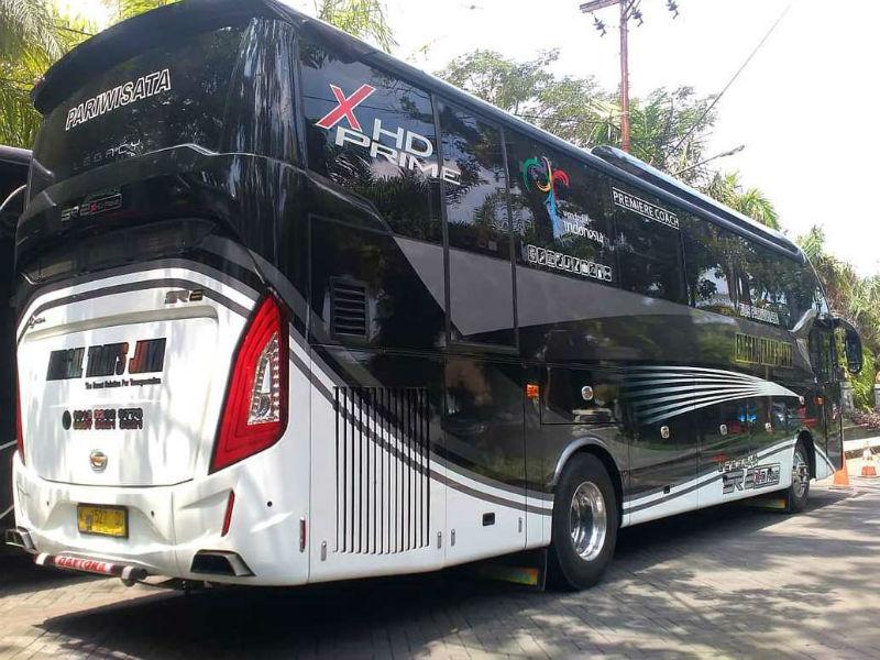 Sewa Bus Gresik - Enggal Trans Jaya