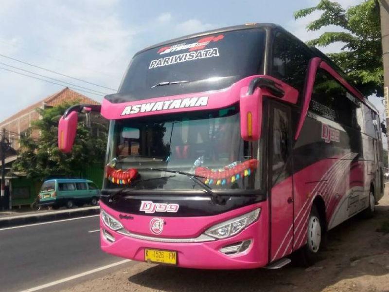 Sewa Bus Lumajang - DJ 99 Trans