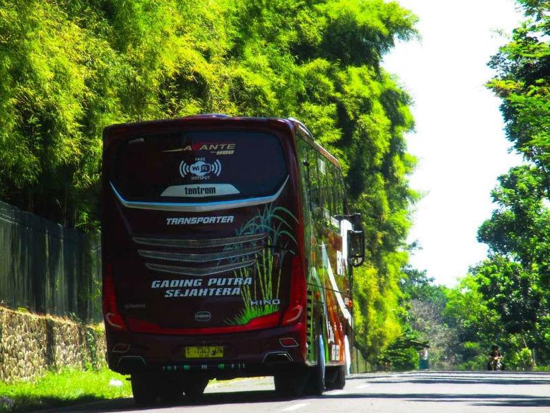 Sewa Bus Mojokerto - Gading Putra Sejahtera