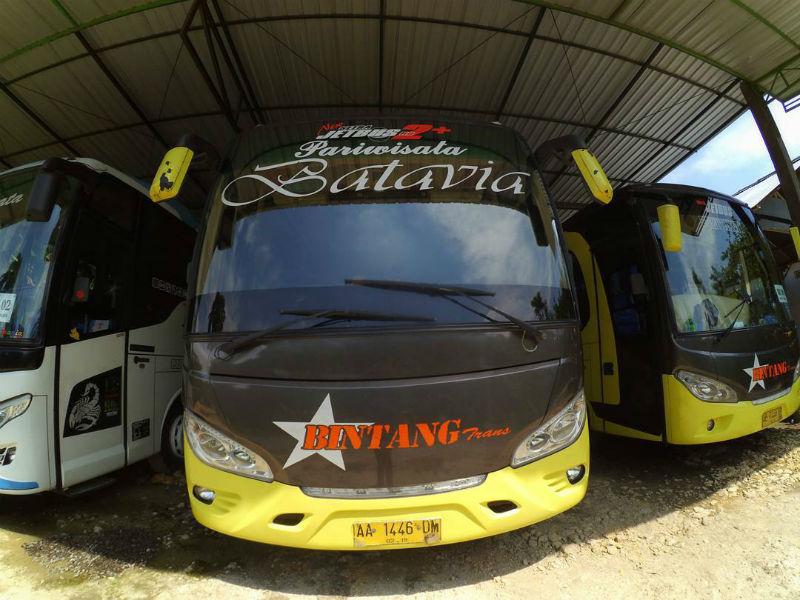 Sewa Bus Ngawi - Bintang Trans
