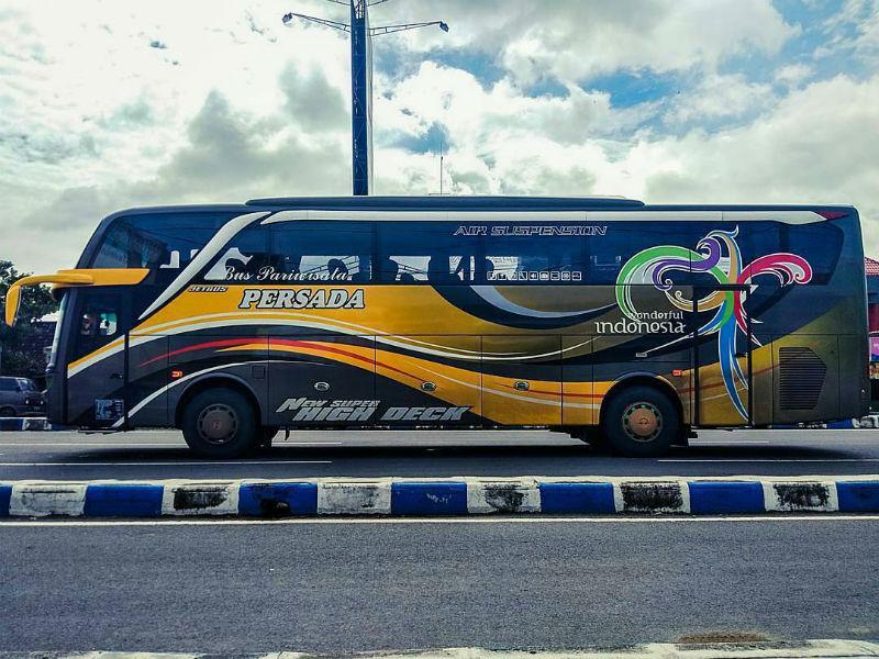 Sewa Bus Ngawi - Persada