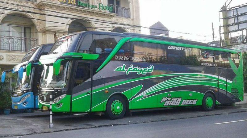 Sewa Bus Pariwisata - Al Fayed
