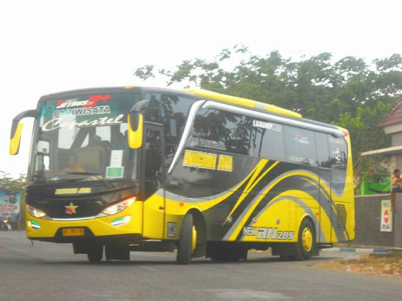 Sewa Bus Pariwisata - Anugrah Jaya