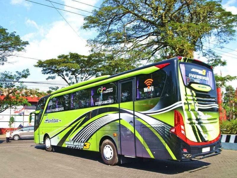 Sewa Bus Pariwisata - Aremdaun
