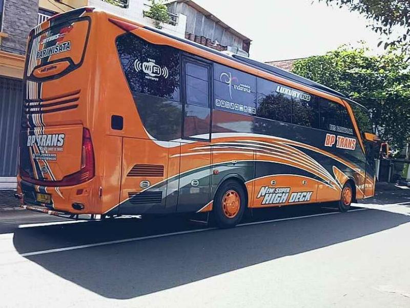 Sewa Bus Pariwisata - BP Trans
