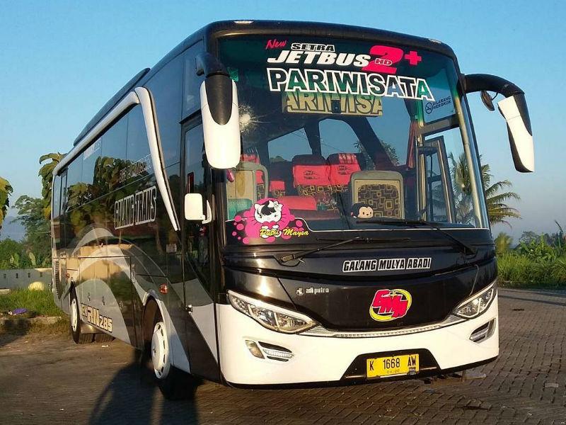 Sewa Bus Pariwisata Bojonegoro - Galang Trans