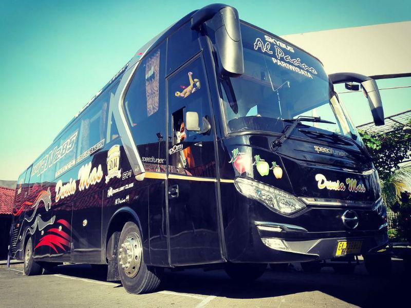 Sewa Bus Pariwisata - Dunia Mas