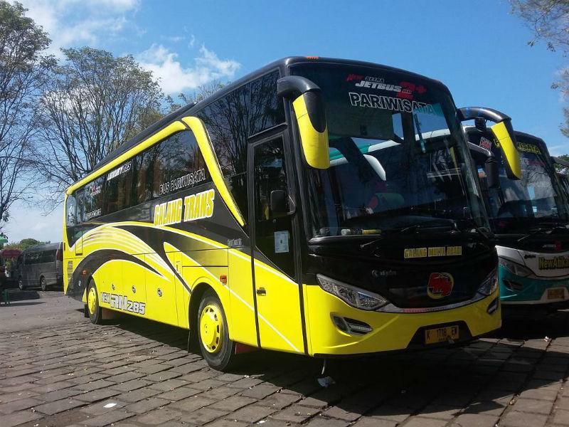 Sewa Bus Pariwisata - Galang Trans