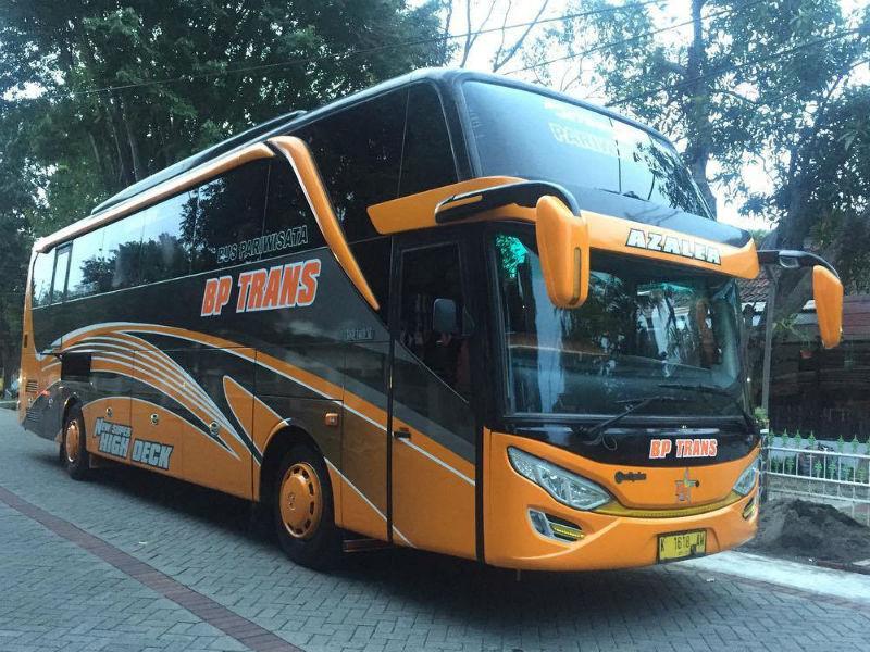Sewa Bus Pariwisata Gresik - BP Trans