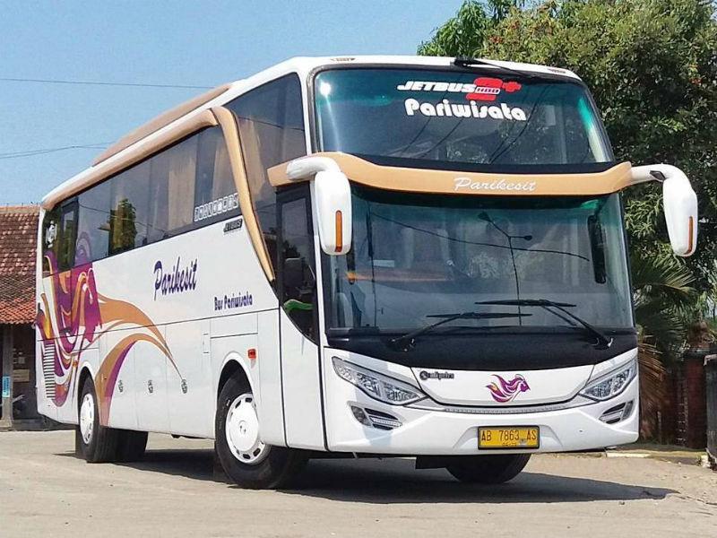 Sewa Bus Pariwisata Jogja - Parikesit