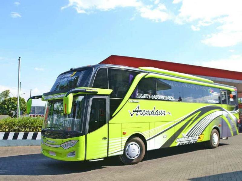 Sewa Bus Pariwisata Kendal - Aremdaun