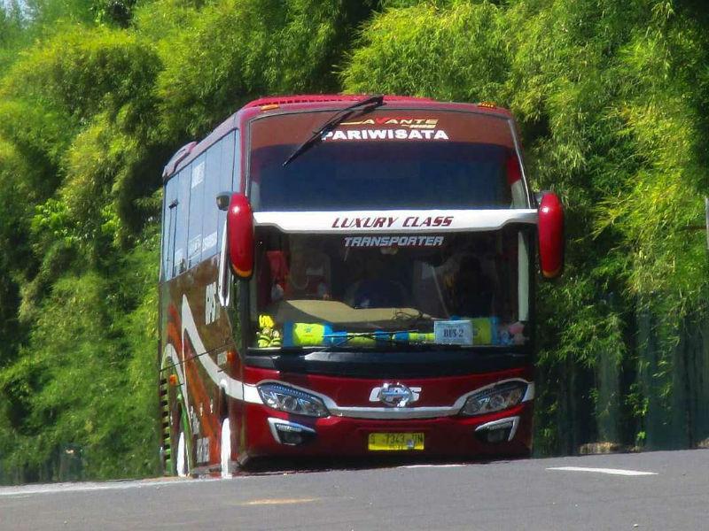 Sewa Bus Pariwisata Mojokerto - Gading Putra Sejahtera