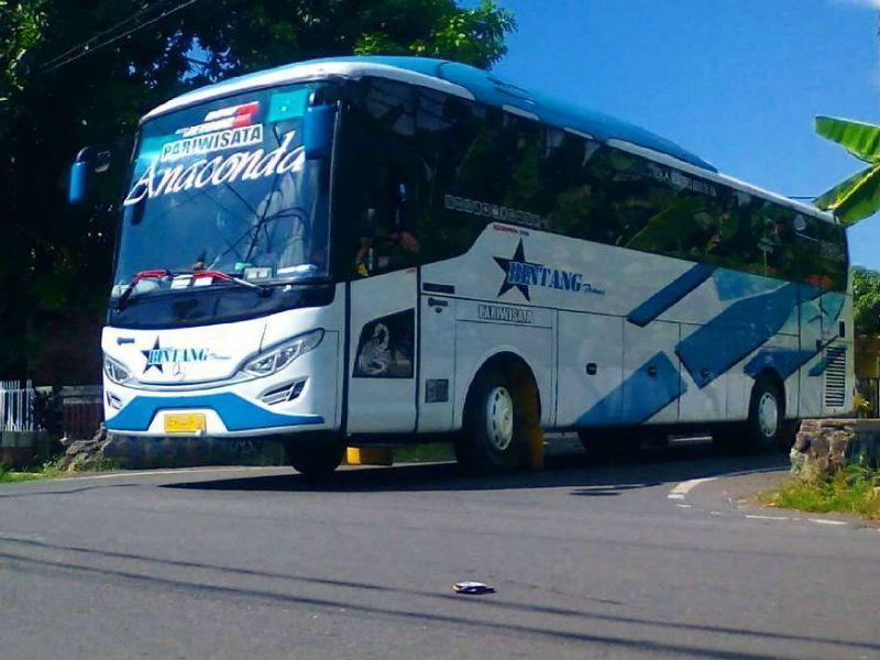 Sewa Bus Pariwisata Ngawi - Bintang Trans