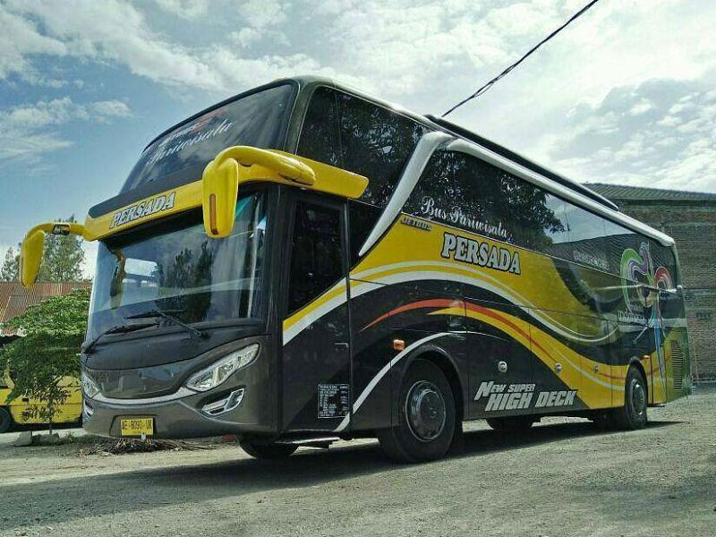 Sewa Bus Pariwisata Ngawi - Persada