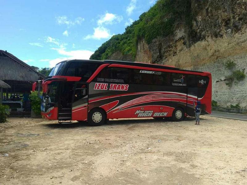 Sewa Bus Pariwisata Pasuruan - Izul Trans