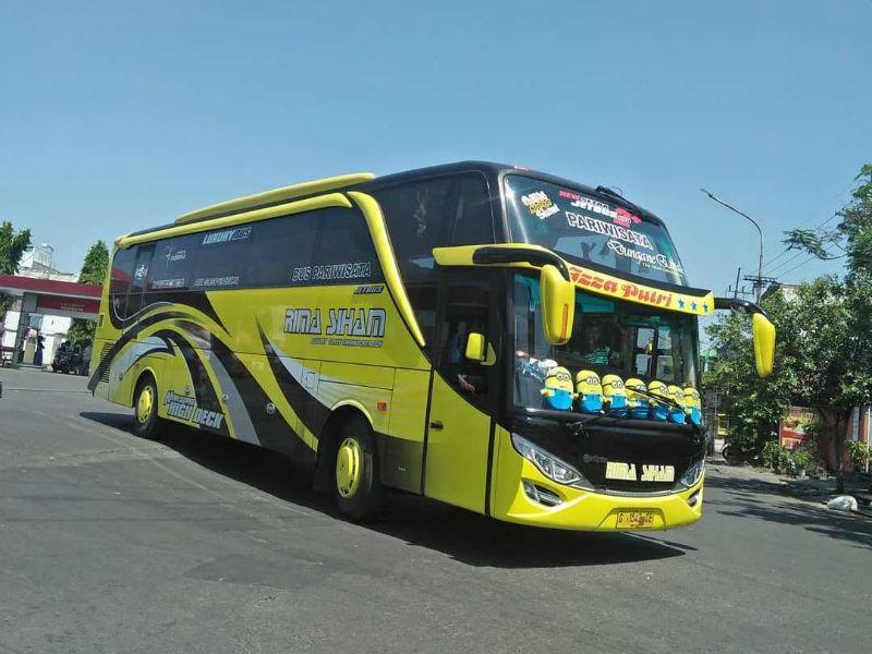 Sewa Bus Pariwisata - Rima Siham