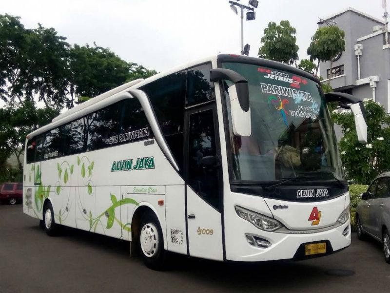 Sewa Bus Pariwisata Sidoarjo - Alvin Jaya