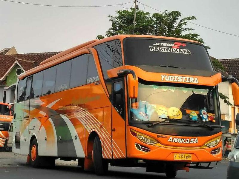 Sewa Bus Pariwisata Sidoarjo - Angkasa Trans Jaya