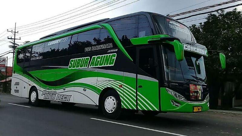 Sewa Bus Pariwisata Sidoarjo - Subur Agung