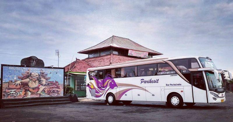 Sewa Bus Pariwisata Yogyakarta - Parikesit