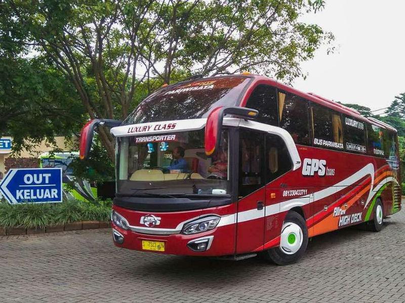 Sewa Bus Pariwisata di Mojokerto - Gading Putra Sejahtera