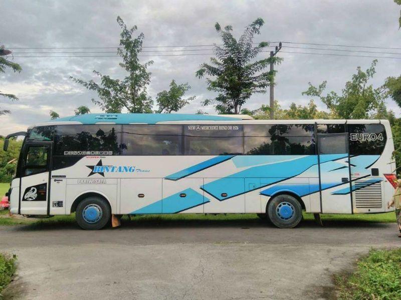 Sewa Bus Pariwisata di Ngawi - Bintang Trans