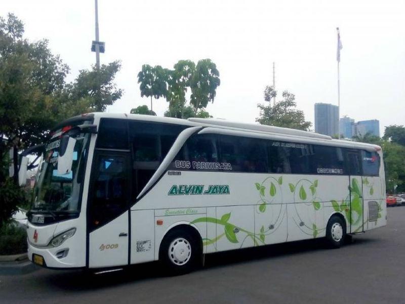 Sewa Bus Pariwisata di Sidoarjo - Alvin Jaya