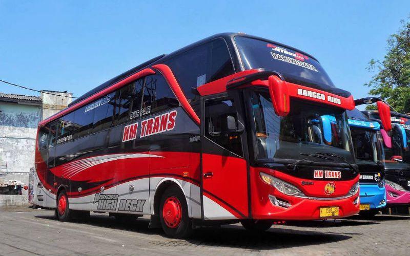 Sewa Bus Pariwisata di Sidoarjo - HM Trans