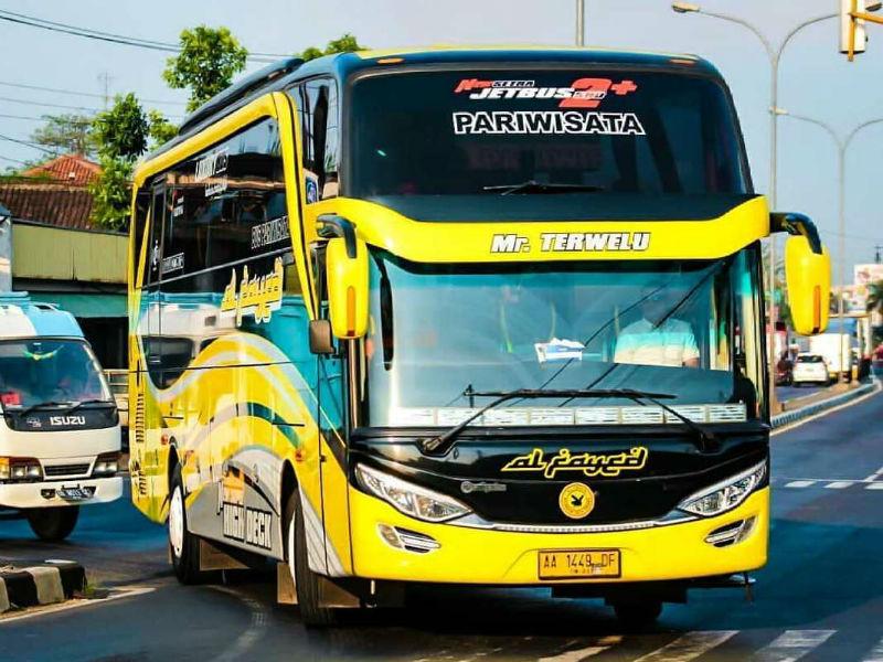 Sewa Bus Pariwisata di Wonosobo - Al Fayed