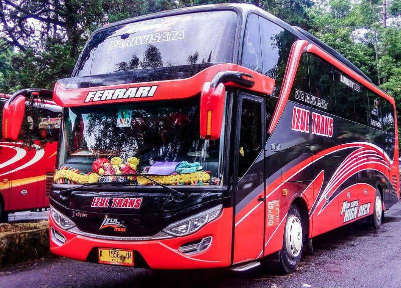 Sewa Bus Pasuruan - Izul Trans