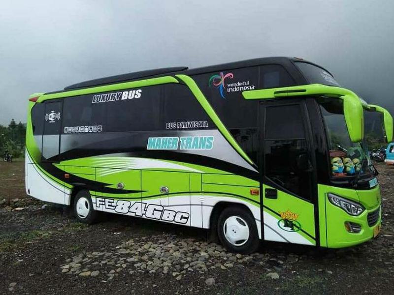 Sewa Bus Pemalang - Maher Trans