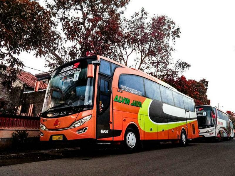 Sewa Bus Sidoarjo - Alvin Jaya
