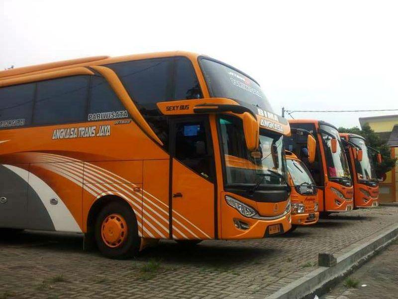 Sewa Bus Sidoarjo - Angkasa Trans Jaya