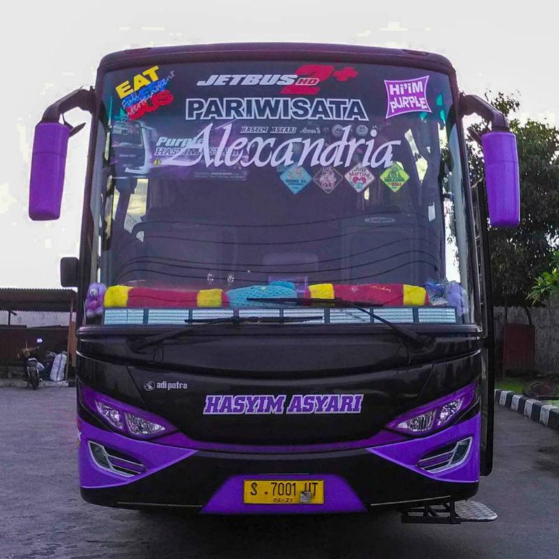 Sewa Bus Sidoarjo - Hasyim Asyari