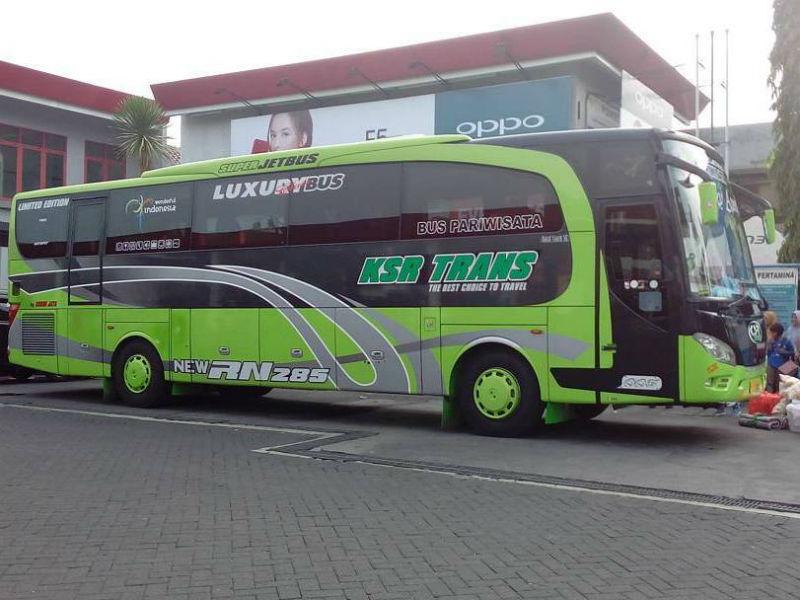 Sewa Bus Sidoarjo - KSR Trans