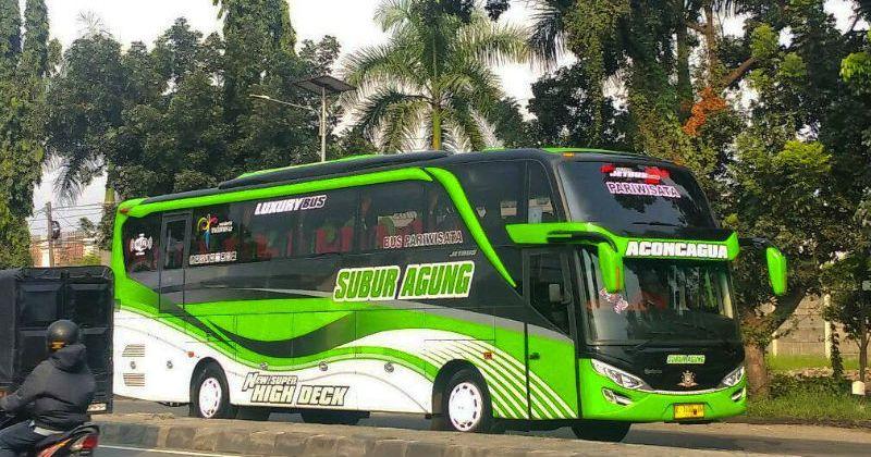 Sewa Bus Sidoarjo - Subur Agung