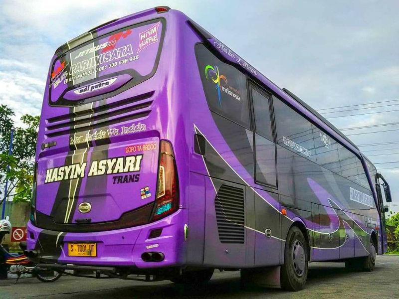 Sewa Bus Surabaya - Hasyim Asyari