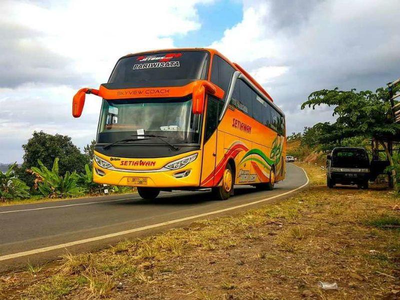 Sewa Bus Surabaya - Setiawan