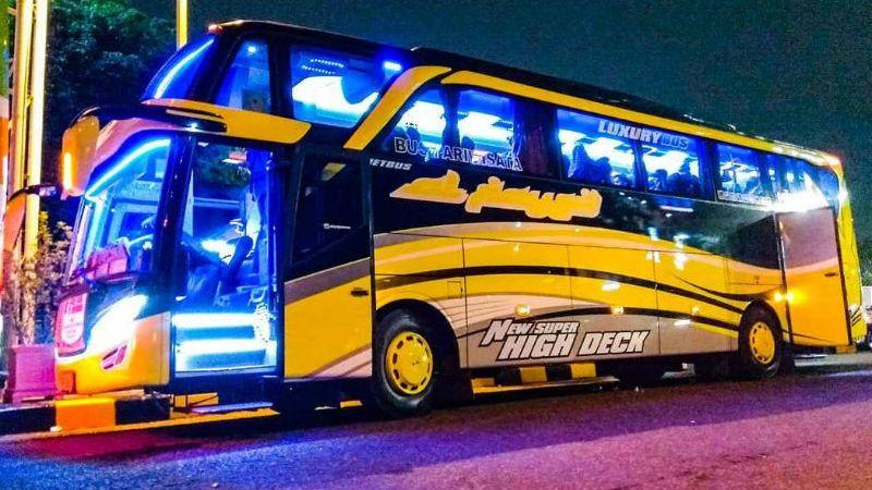 Sewa Bus Wonosobo - Al Fayed
