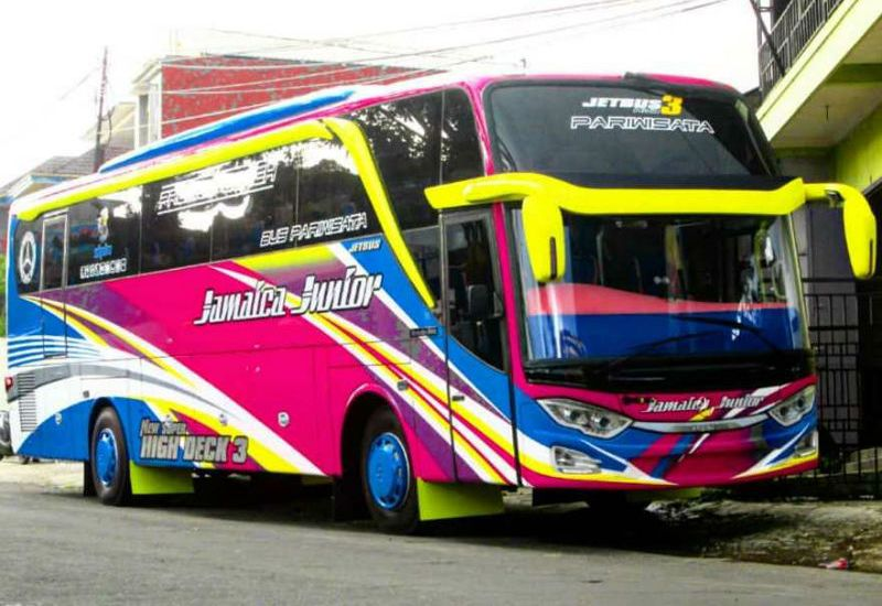 Sewa Bus Wonosobo - Jamaica Junior