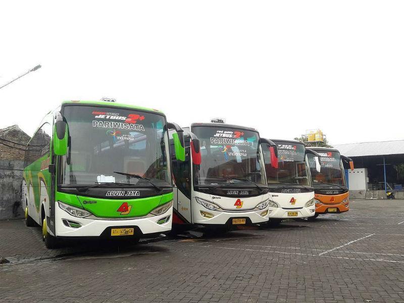 Sewa Bus di Sidoarjo - Alvin Jaya