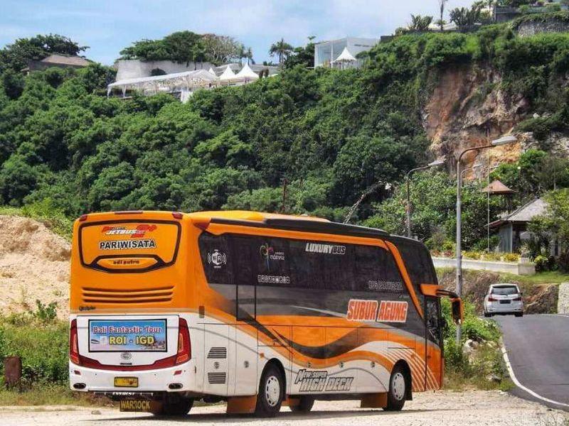 Sewa Bus di Sidoarjo - Subur Agung