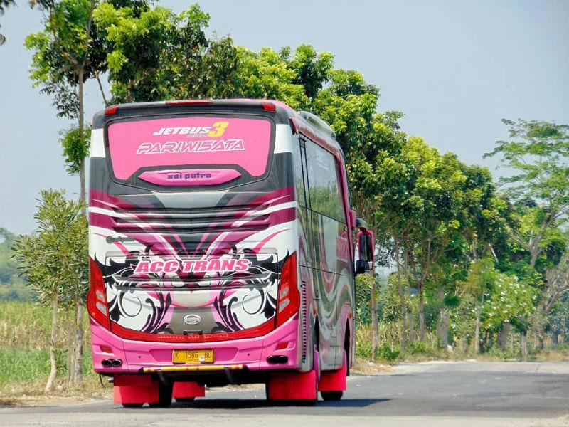 Bus Pariwisata - ACC Trans