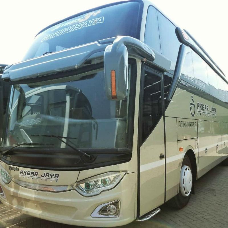 Bus Pariwisata - Akbar Jaya Transindo