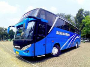 Bus Pariwisata Bandung - Karang Mulya