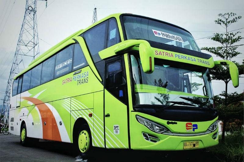 Bus Pariwisata Bandung - Satria Perkasa Trans