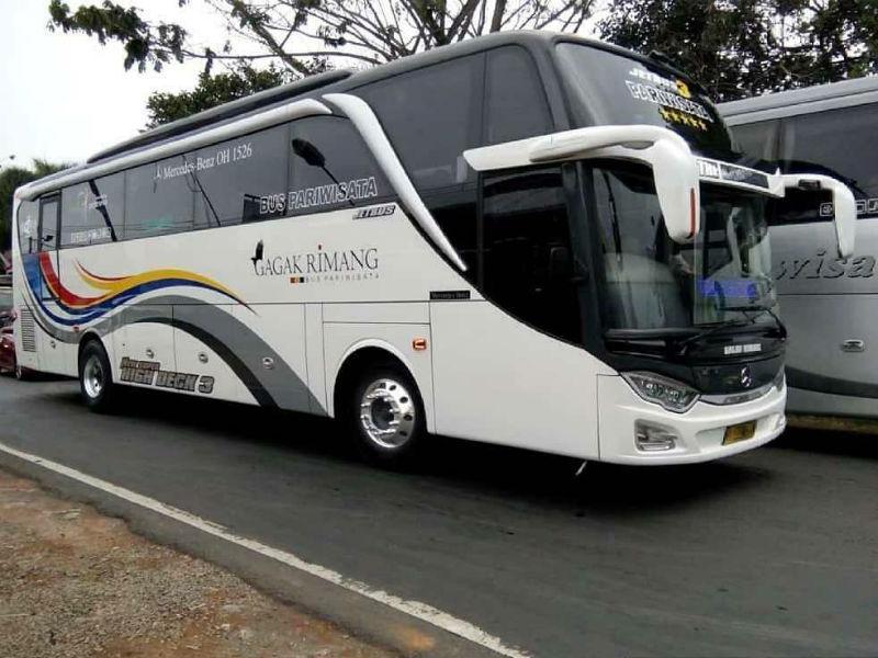 Daftar Harga Rata-Rata Bus Pariwisata