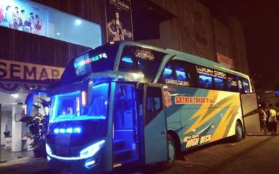 Jenis Bus Pariwisata Terbaru 2019
